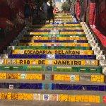 Escadaria Selarón Foto