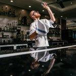 Lagoon Bar Barman