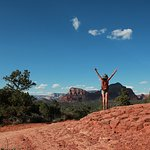 Exploring the Red Rocks of Sedona.