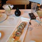 Sushi starter, amazing@