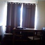 blackout curtains?