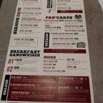 Bakn menu