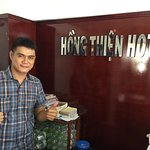 Hong Thien Backpackers Hotel Foto