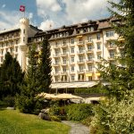 Gstaad Palace Summer