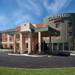 Foto de Courtyard Johnson City