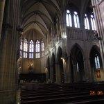 Looking towards the main altar