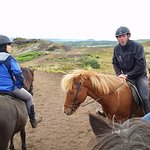 Photo de Islenski Hesturinn, The Icelandic Horse - Riding Tours