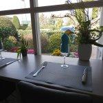 Restaurant du Fasthôtel ouvert le midi du lundi au vendredi
