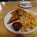 Tasty Grilled Cheese