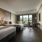 Deluxe Room Twin Bed
