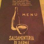 Photo de Salsamenteria di Parma