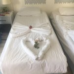 Wonderful staff and tip top maid service😆many thx for your promptness in charging out sheets