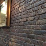 Period wall is a great architectural feature