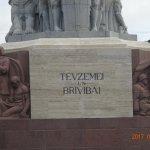 Foto de Freedom Monument (Brivibas Piemineklis)
