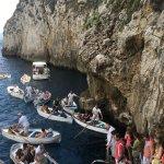 Photo de Grotte d'Azur (Grotta Azzurra)