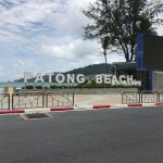 Photo de Patong Beach