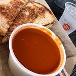 Italian Job & Tomato Soup
