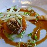 foie gras  poellé