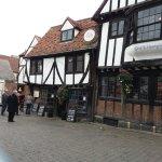 pub in Shambles Market