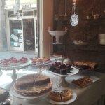 Degustación de pasteles y tartas del dia