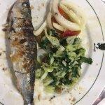 Optima combinação sardinha c/migas