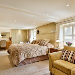 The suite at The Coach House Brecon
