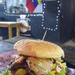 hamburguesa 3 carnes