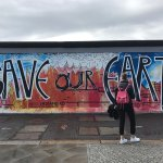 East Side Gallery Foto