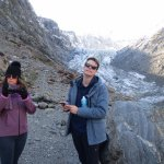 Tourist site - fox glacier - nearby
