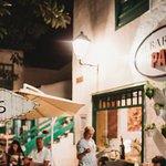 Cafe Bonjour Costa Teguise