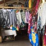 Island clothes shop