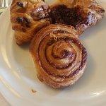 Crispy breakfast pastry