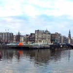 阿姆斯特丹中央火車站宜必思風格飯店照片