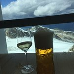 Beer at 10, 000 ft !