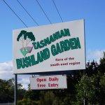 Tasmanian Bushland Garden