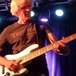 Bass player John Howard