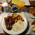 Four Points Breakfast