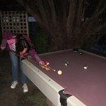 Outdoor games a-plenty