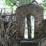 Fasil summer house and bath