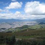Photo de Teleferico Quito