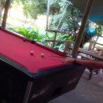 Bar man & snooker challenger