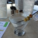 The South Beach Grill Martini