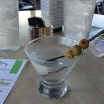 The South Beach Grill Martini