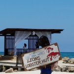 Leon the lobster man
