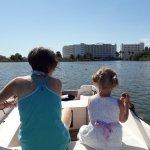 Row boat hire - 3 euros deposit/ 3 per hour... sore hands optional extra!