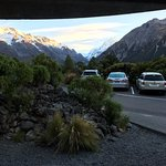 Aoraki Mount Cook Alpine Lodge Photo