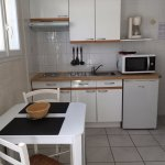 Coin kitchenette studio