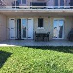 appartement  terrasse et jardinet privatif