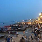 Kashi Vishwanath on the banks of holy Ganges