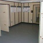 Main Floor area